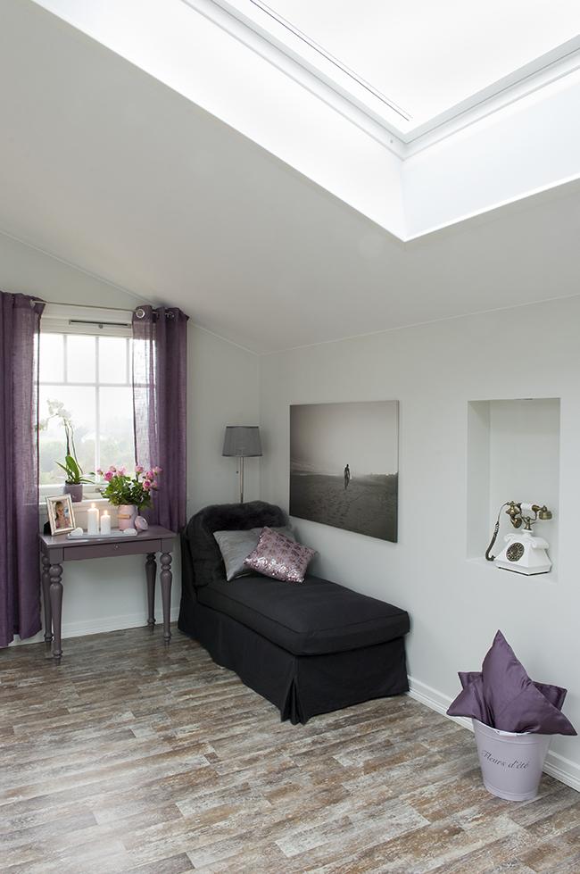 Una casa blanca de estilo n rdico cl sico rom ntico boho deco chic bloglovin Casas estilo romantico
