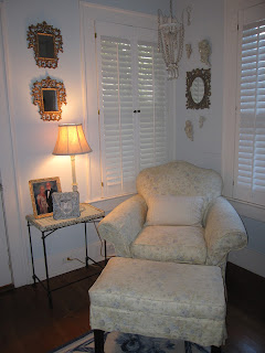 cottage shabby chic room