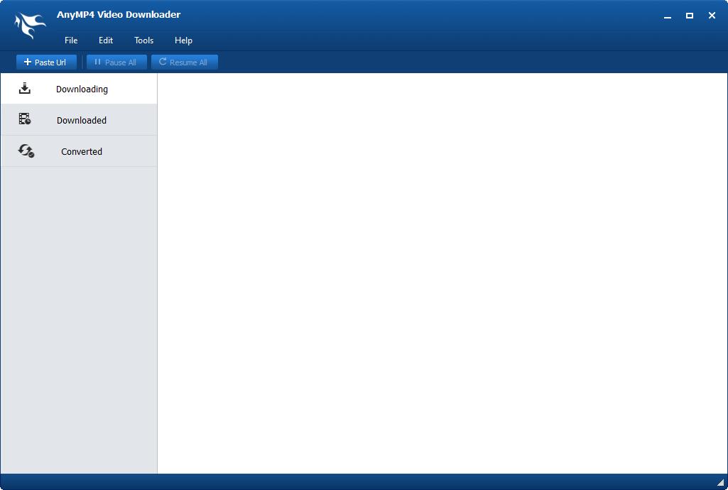 AnyMP4 Video Downloader Serial