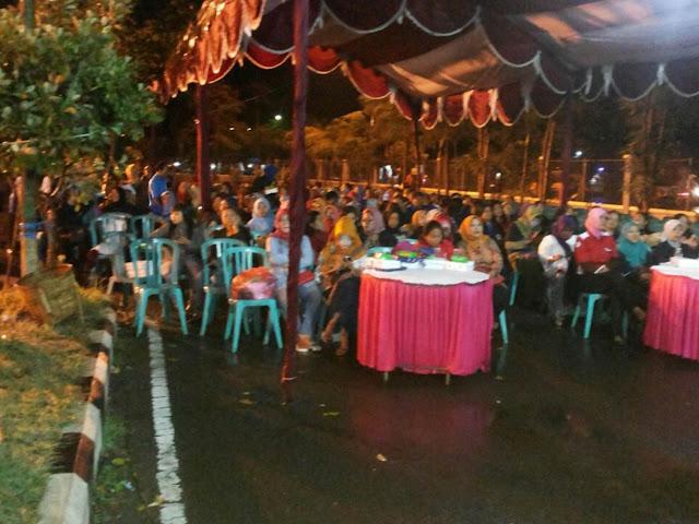 Malam Renungan AIDS Nusantara Di Kota Kediri