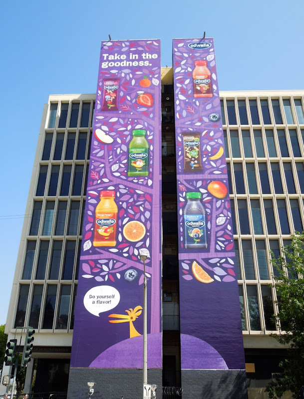 goodness Odwalla billboards Mar 2013
