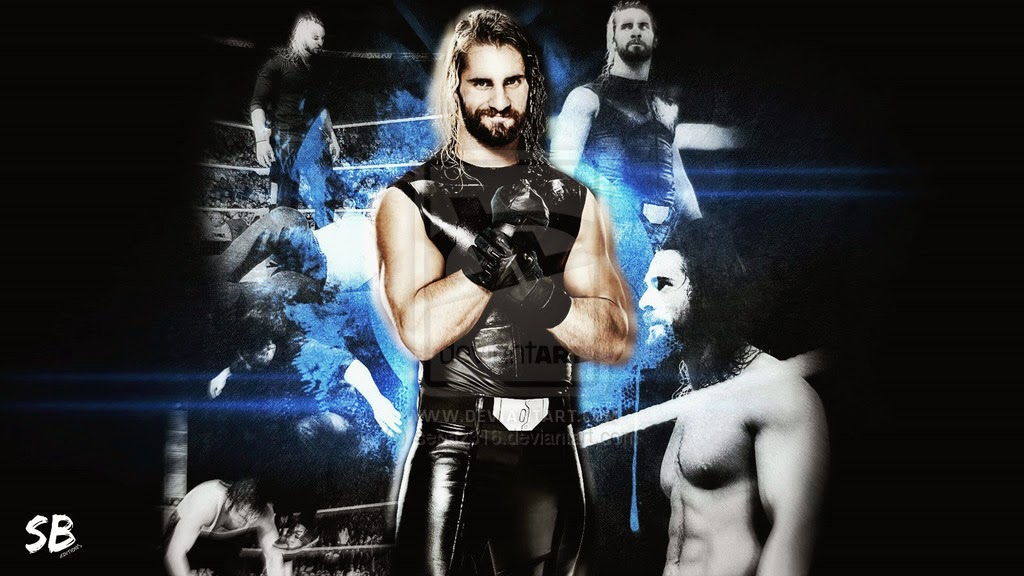 Seth Rollins Hd Wallpapers   Free Download WWE Superstars Hd Wallpapers