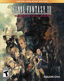 Final Fantasy 12 - The Zodiac Age CPY Jogos Torrent Download capa