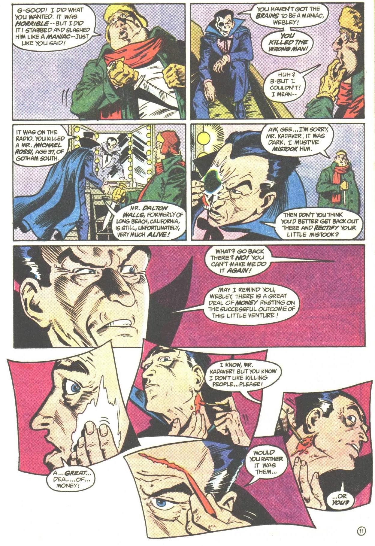 Detective Comics (1937) 588 Page 11