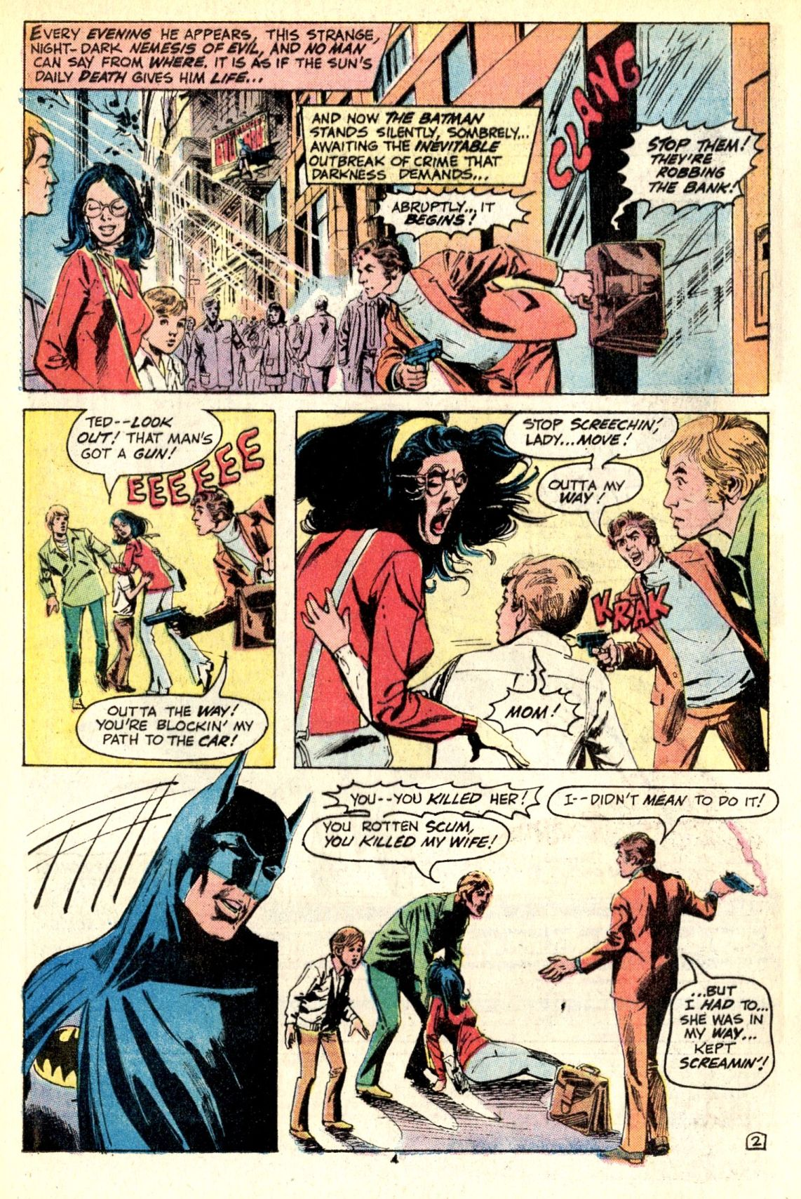 Detective Comics (1937) 439 Page 3