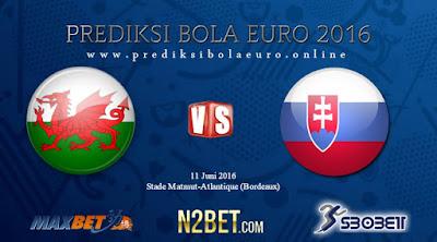 Wales vs Slovakia
