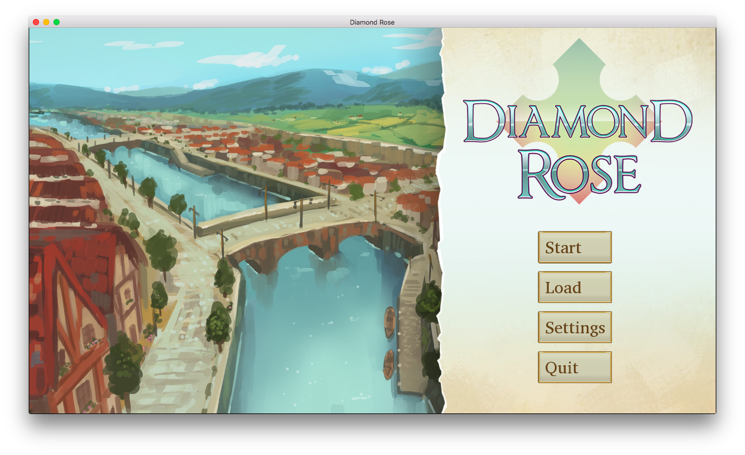 otometwist visual novel review diamond rose nanoreno