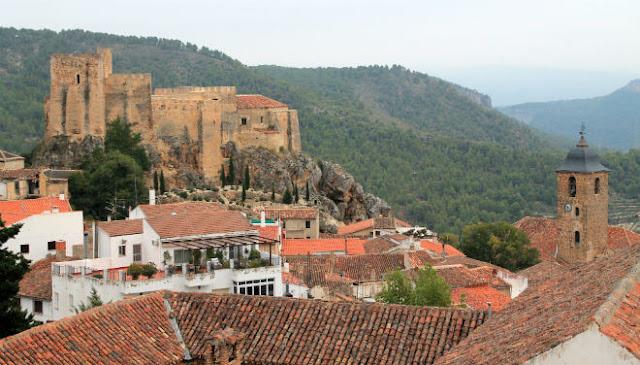 Yeste pueblo de Albacete
