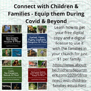 Connect with Children & Families