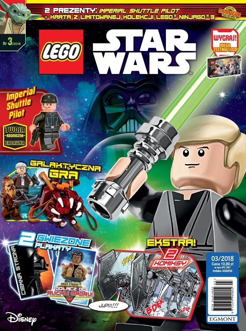 Magazyn Lego Star Wars 32018 Już W Kioskach Plany Wydawnicze Do