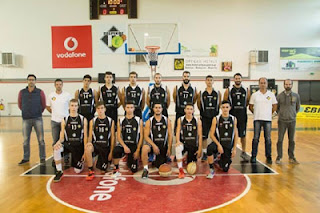 ΑΣ Καστοριάς - ΣΦΚ Πιερικός Αρχέλαος 90-59