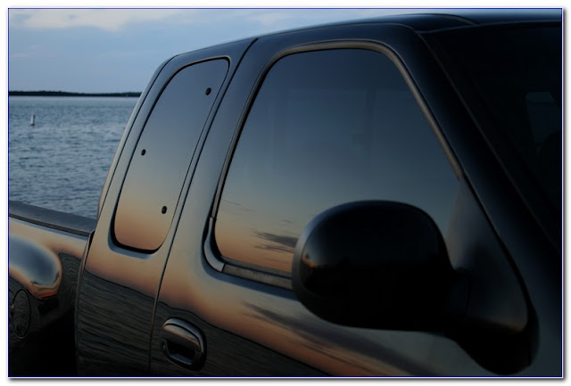 Car Truck WINDOW TINT Film