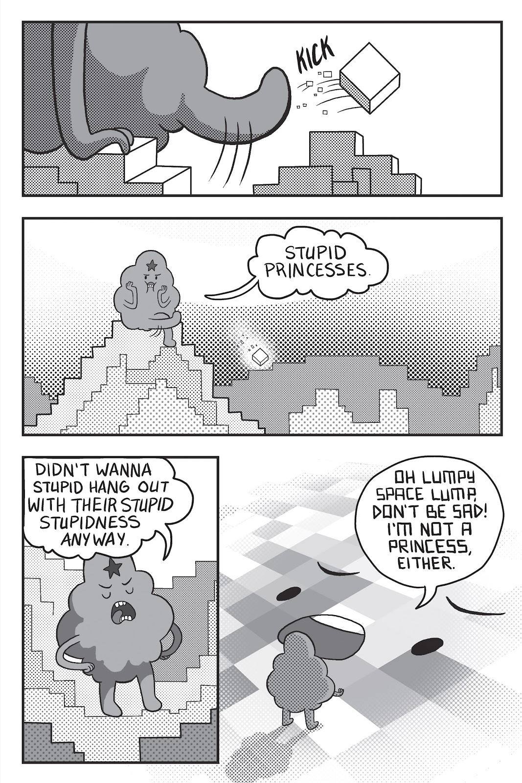 Read online Adventure Time: Pixel Princesses comic -  Issue # Full - 132