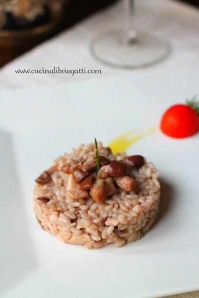 risotto coniglio olive taggiasche