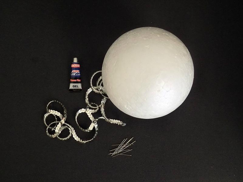 υλικά-για-χριστουγεννιάτικη-μπάλα