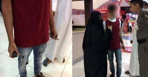Berpakaian Layaknya Preman Di Kota Makkah, 50 Pemuda Diciduk Polisi Syariah