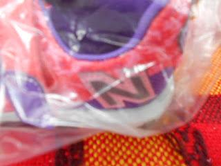 ニューバランス サンダル ピンク 16センチ 490円 ロゴ