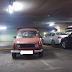 Bild des Tages - Parkwunder im Parkhaus in Skopje