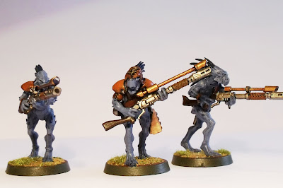 army list dei mercenari kroot