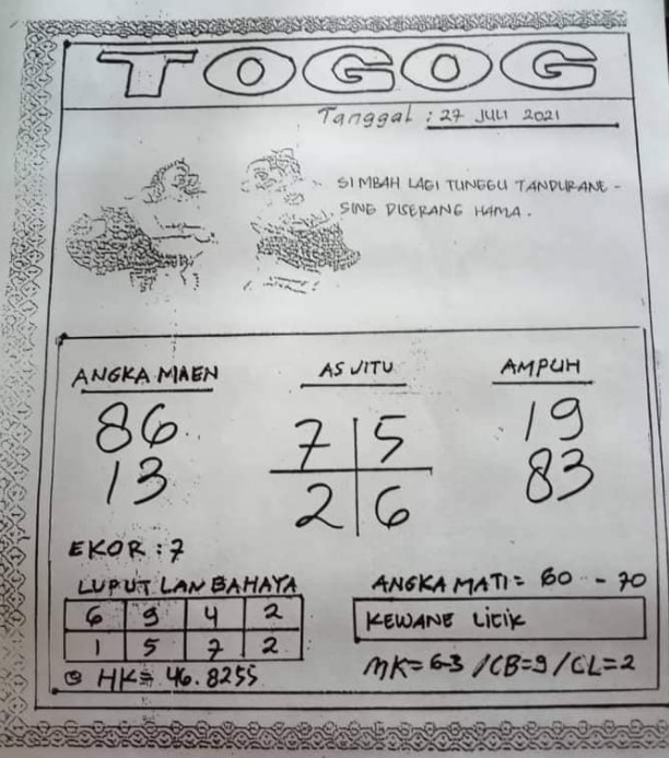 TOGEL TERPERCAYA JOSTOTO