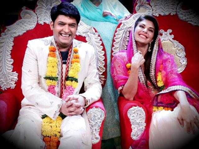 कपिल शर्मा ने जैकलीन संग रचाई शादी