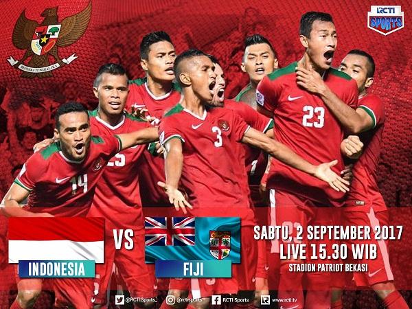 Indonesia vs Kep Fiji