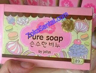Pure Soap Sabun Pemutih