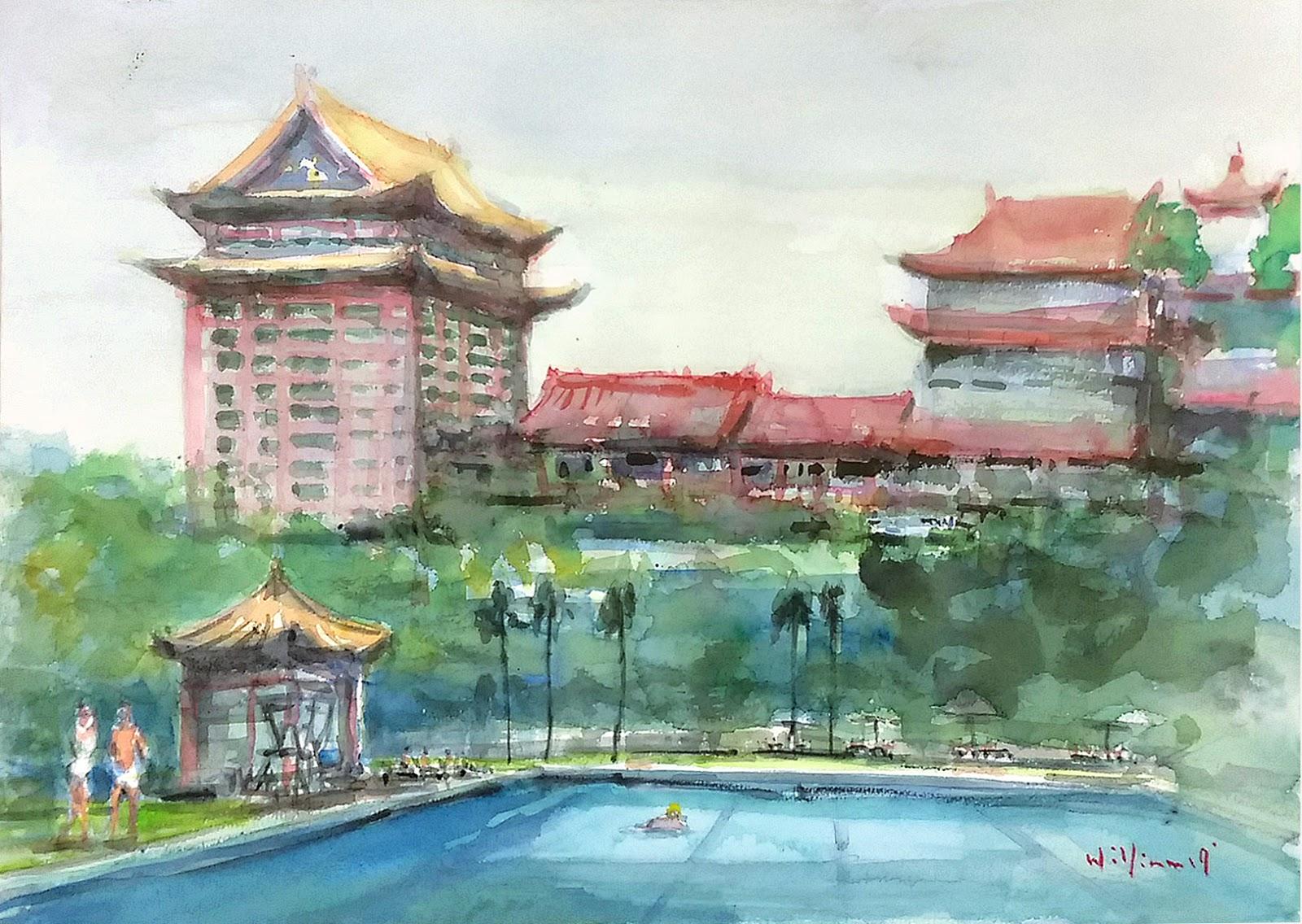 威廉劇院: 圓山臺北聯誼會