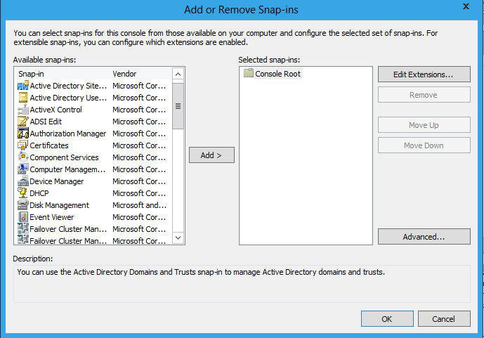 Windows Server 8 - DNS Management Console ~ My blog about Active