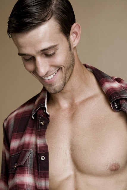 Jay Byars • Male Model