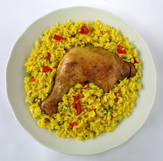 Arroz con Pollo by Kobako