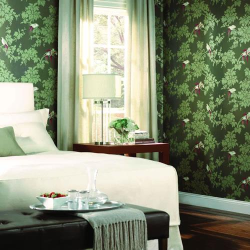 Hgtv Candice Olson Divine Design Living Rooms: Modern Furniture: Candice Olson Bedroom Wallpaper