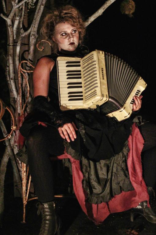 The Sleepy Hollow Experience   Serenbe Playhouse   Photo: BreeAnne Clowdus