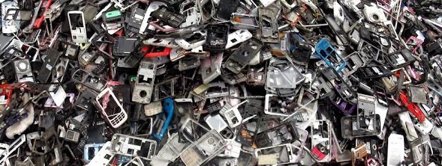 A tragédia do Lixo Eletrônico