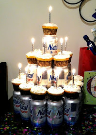 Brilliant Mr Gift Cake Of The Week Beer Tower Cupcakes Funny Birthday Cards Online Alyptdamsfinfo