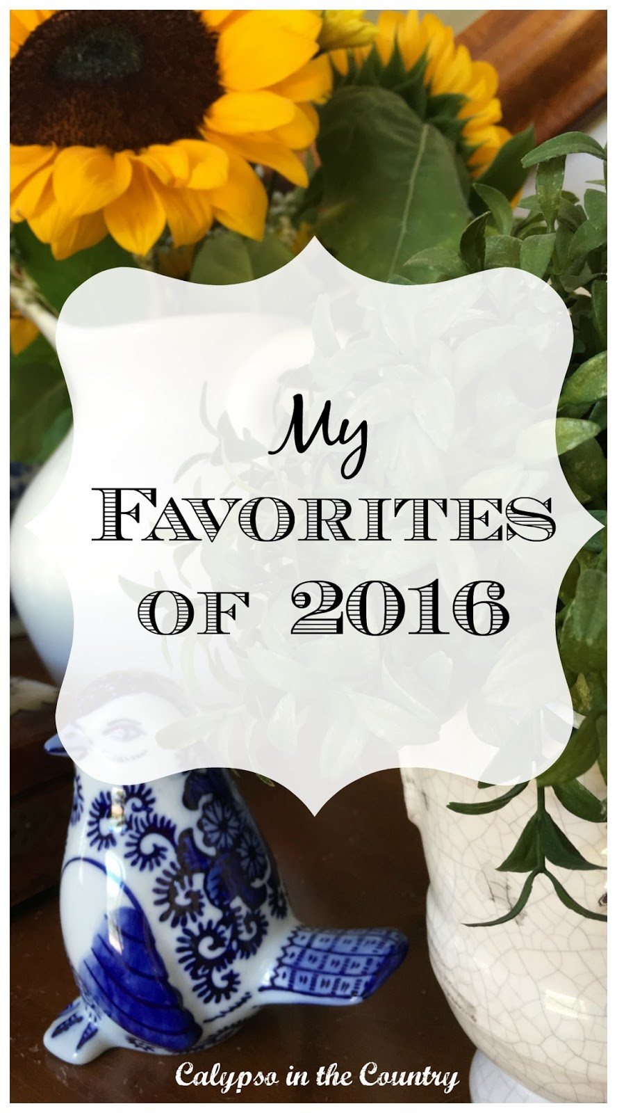Favorites of 2016