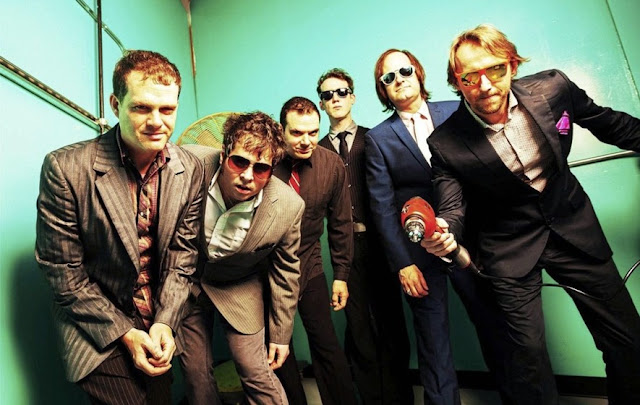lacn electric six how dare you