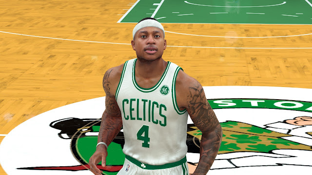 2k Mods By Iron Knight Boston Celtics Uniforms For 2017 2018