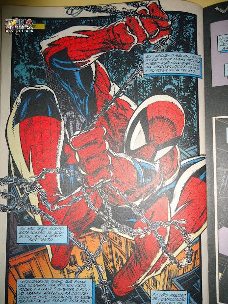 Zona Franca Comics Homem Aranha Wolverine - Todd Mcfarlane