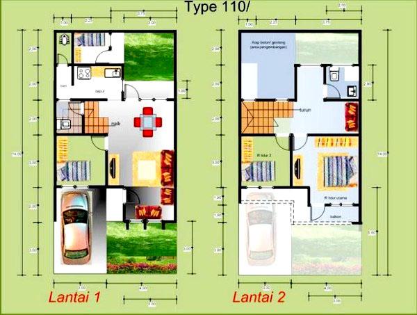 07 Desain Rumah Minimalis 3 Kamar