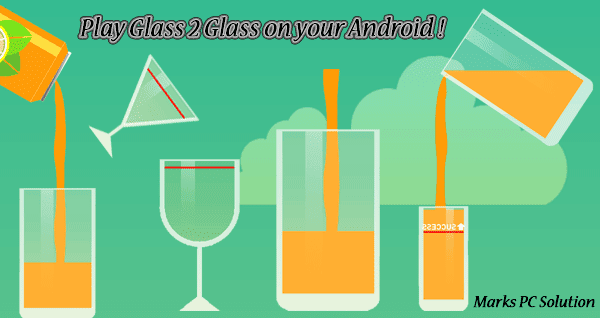 Glass 2 Glass Game for Android