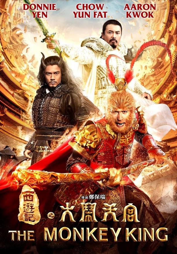 O Rei Macaco – Legendado (2014)