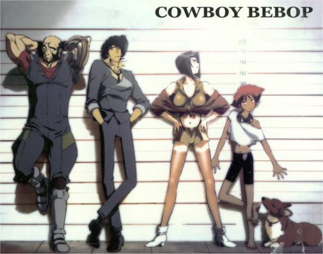 Cowboy bebop sub