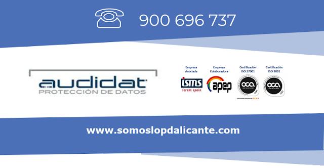 #Nueva LOPD 2018 #LOPD Administradores Fincas y Asesores #900696737 # www.somoslopdalicante.com LSSI Blanqueo Capitales Complicance