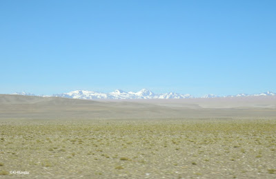 Altiplano, Chile