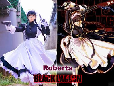 Roberta (Black Lagoon)
