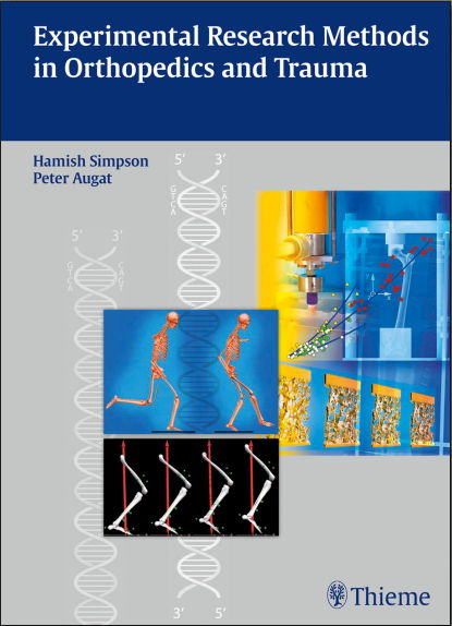 Experimental Research Methods in Orthopedics and Trauma (2016) [PDF] Hamish Simpson