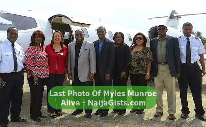 last photo myles munroe alive