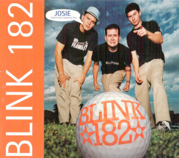 """blink-182's """"Josie"""" turns 20 years old today"""