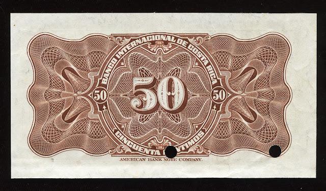 Costa Rica 50 centimos